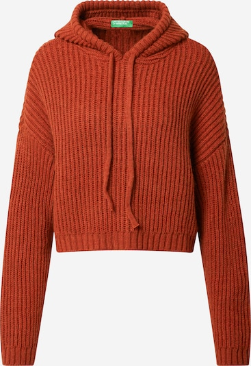 UNITED COLORS OF BENETTON Pullover i orangerød, Produktvisning