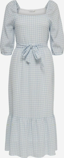 ONLY Kleid in hellblau / weiß, Produktansicht