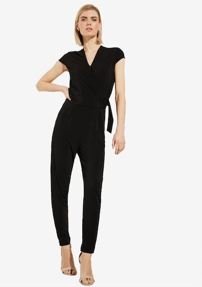 COMMA Jumpsuit in de kleur Zwart, Modelweergave