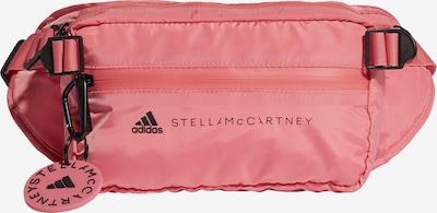 adidas by Stella McCartney Bauchtasche in rosa / schwarz, Produktansicht
