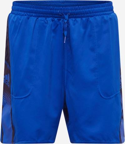 ADIDAS PERFORMANCE Sportbroek in de kleur Hemelsblauw / Zwart / Wit, Productweergave
