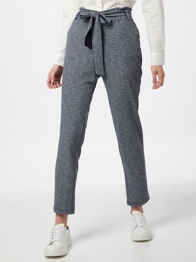 CECIL Kalhoty 'Tracey' - modrá / světle šedá, Model/ka
