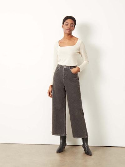 Aligne Džínsy 'Cinzia' - čierny denim, Model/-ka