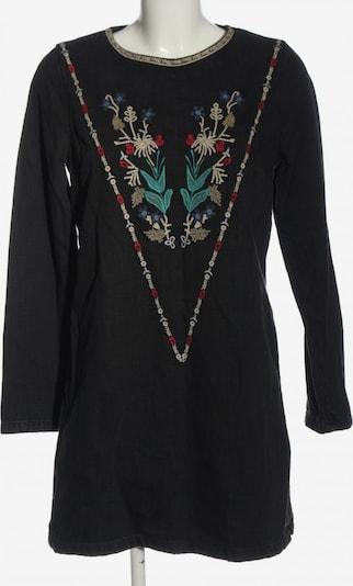 MANGO Jeanskleid in M in schwarz, Produktansicht