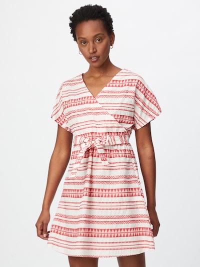 Rochie Trendyol pe roșu deschis / alb, Vizualizare model