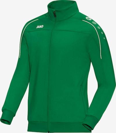 JAKO Trainingsjacke in grün, Produktansicht