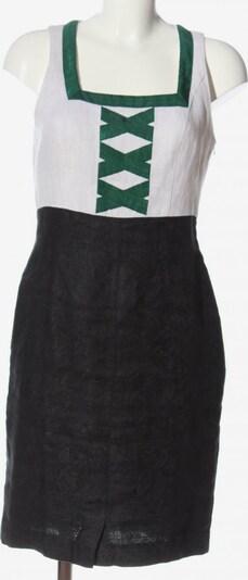 gössl Dirndl in S in grün / schwarz / weiß, Produktansicht
