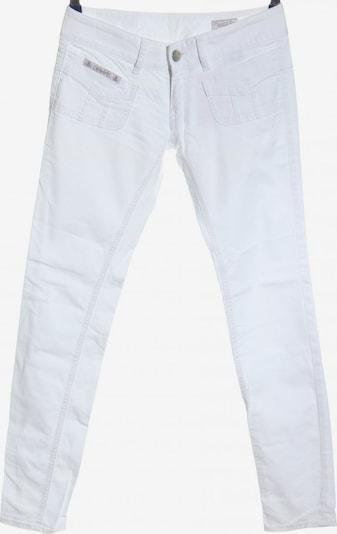 Herrlicher Röhrenhose in S in weiß, Produktansicht