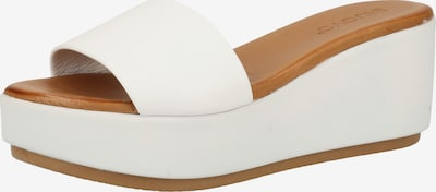 INUOVO Pantolette in offwhite, Produktansicht