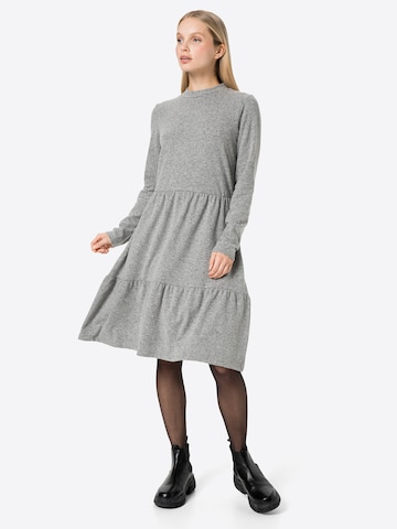 MORE & MORE Knitted dress in Grey