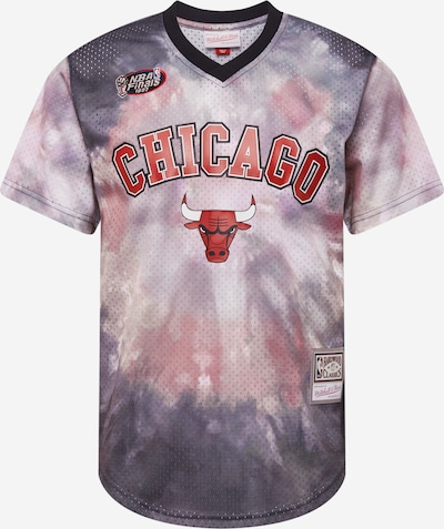 Tricou 'CHICAGO BULLS' Mitchell & Ness pe maro închis / roșu / alb, Vizualizare produs