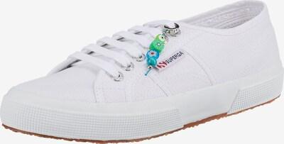 SUPERGA Sneaker '2750 Cotw Charms' in weiß, Produktansicht