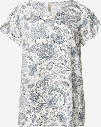 Soyaconcept Блуза 'SAMMY' в опал / пастелно синьо / черно / бяло, Преглед на продукта
