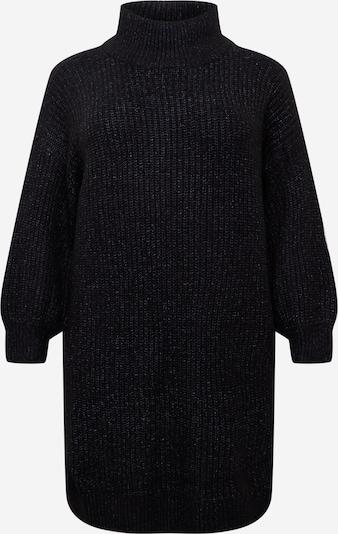 Noisy May Curve Kleid 'ROBINA' in anthrazit, Produktansicht