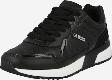 GUESS Sneakers 'Maybel' in Black