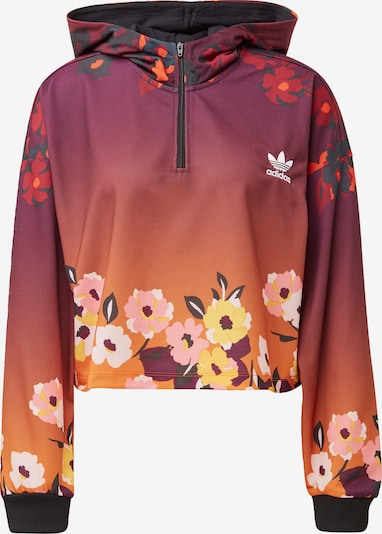 ADIDAS ORIGINALS Sweatshirt VOCAL HOODIE' in rosa | ABOUT YOU