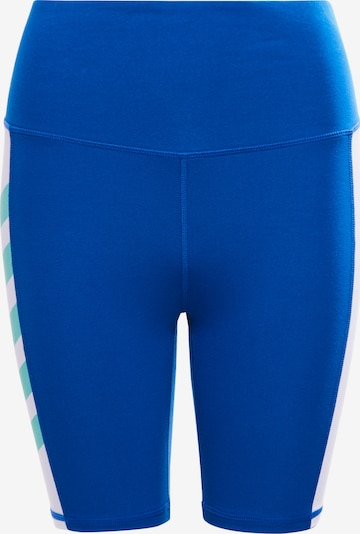 Superdry Sportbroek in de kleur Royal blue/koningsblauw / Wit, Productweergave