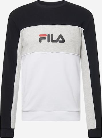 FILA Sweatshirt 'AQIL' in White