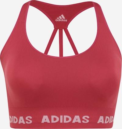 ADIDAS PERFORMANCE Sport-BH in pitaya, Produktansicht
