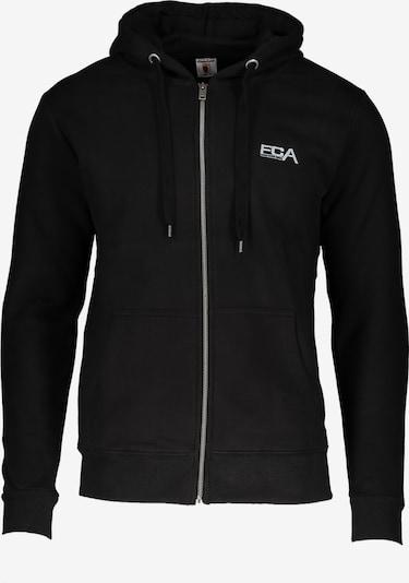 FC Augsburg Athletic Jacket in Black / White, Item view