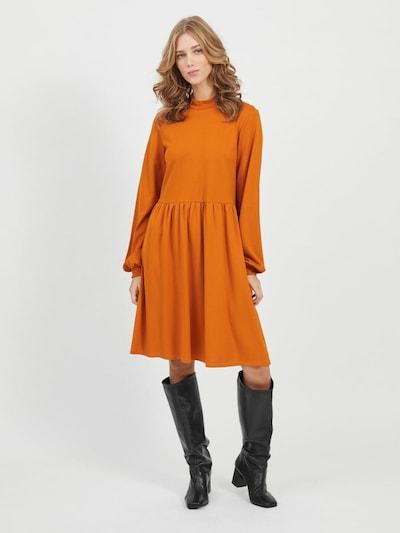 VILA Košilové šaty 'VIHeina' - oranžová, Model/ka