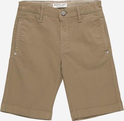 REPLAY Pantalón en beige oscuro, Vista del producto