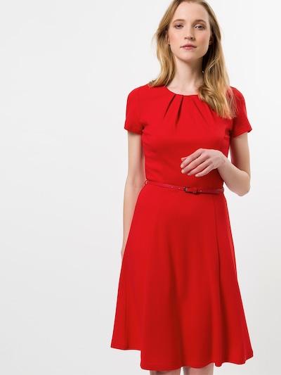 zero Jerseykleid in rot, Modelansicht