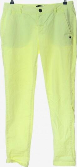 COMMA Röhrenhose in M in pastellgelb, Produktansicht