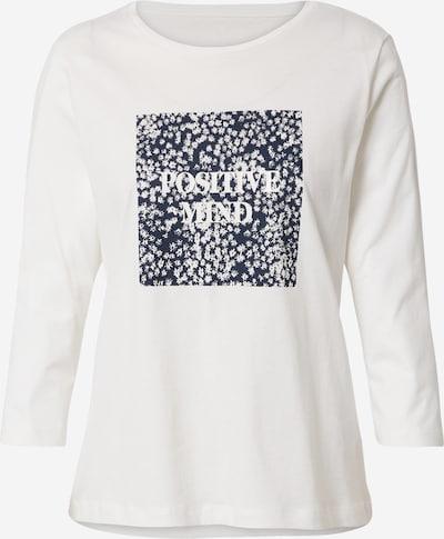 TOM TAILOR Shirt in weiß, Produktansicht