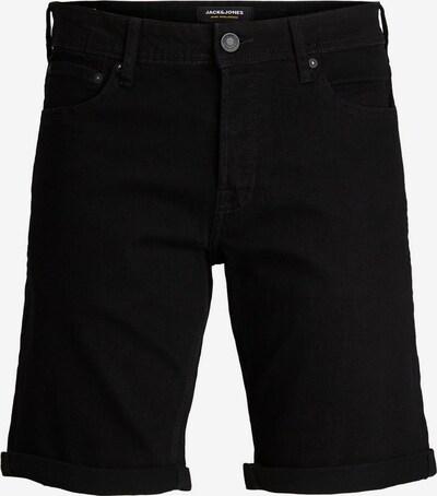 JACK & JONES Hose in schwarz, Produktansicht