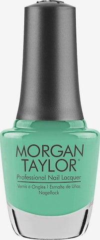 Morgan Taylor Nail Polish 'Green Collection' in Green
