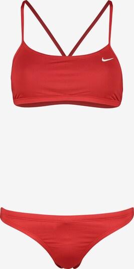 Nike Swim Bikini Set in rot, Produktansicht