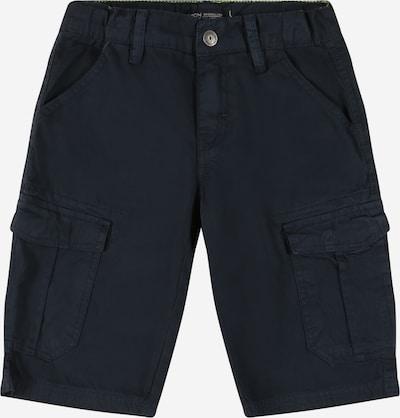 LEMON BERET Pantalon en bleu foncé, Vue avec produit