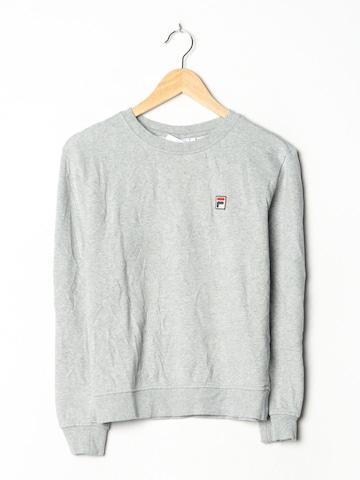 FILA Sweatshirt in S in Grau