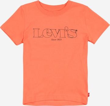 LEVI'S Shirt in Orange