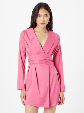 In The Style - Vestido 'NAOMI' en rosa