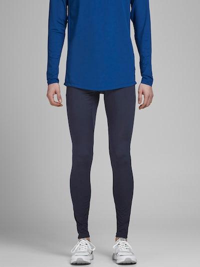 JACK & JONES Панталон в нейви синьо, Преглед на модела