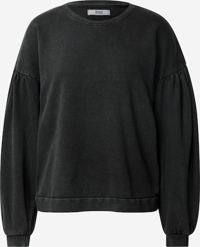 ONLY Sweatshirt in schwarz, Produktansicht