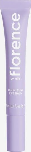 florence by mills Eye Balm 'Look Alive' in lila / weiß, Produktansicht