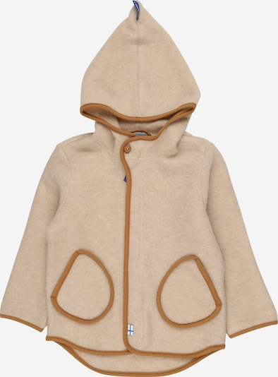 FINKID Jacke 'JUMPPA' in beige / camel, Produktansicht