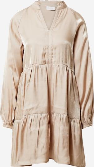 VILA Kleid 'Leina' in beige, Produktansicht