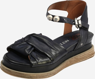 A.S.98 Páskové sandály 'LAGOS' - tmavě modrá, Produkt