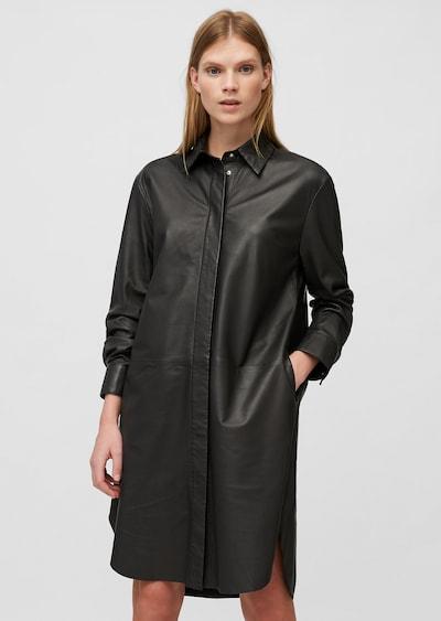 Marc O'Polo Blusenkleid in schwarz, Modelansicht