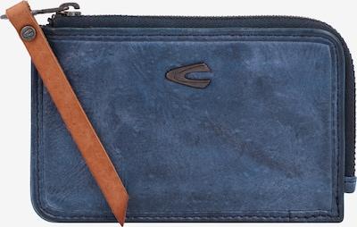CAMEL ACTIVE Kreditkartenetui 'Loja' in blau, Produktansicht