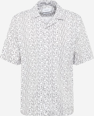 Calvin Klein Риза в черно / бяло, Преглед на продукта