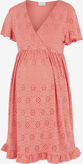MAMALICIOUS Kleid 'Denise' in koralle, Produktansicht