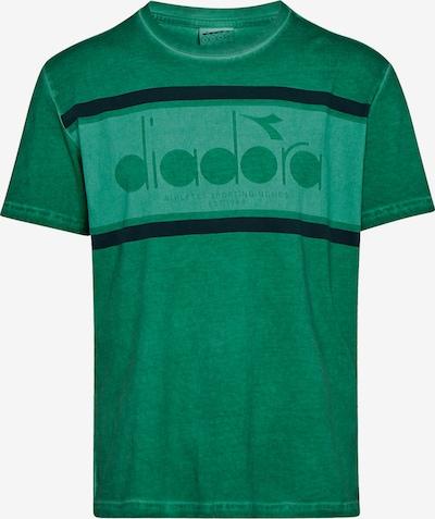 Diadora T-Shirt in grün, Produktansicht