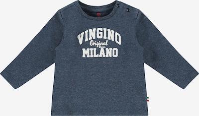VINGINO T-Shirt en bleu foncé / blanc, Vue avec produit