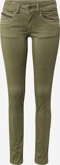 Pepe Jeans Džinsi 'New Brooke' olīvzaļš, Preces skats