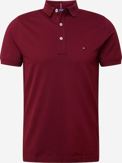 TOMMY HILFIGER Shirt in dunkelrot, Produktansicht